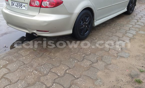 Acheter Occasions Voiture Mazda 6 Beige à Cotonou au Benin