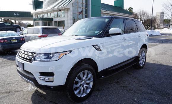 Acheter Occasion Voiture Land Rover Range Rover Blanc à Abomey au Benin