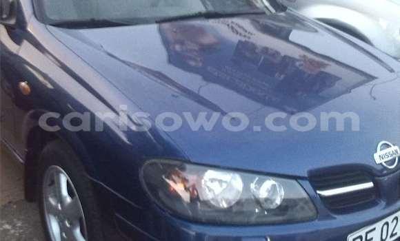 Acheter Occasion Voiture Nissan Primera Bleu à Cotonou au Benin