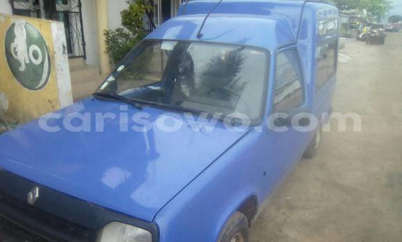 Acheter Occasion Voiture Renault Express Bleu à Cotonou, Benin