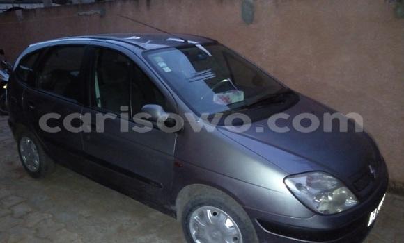 Acheter Occasion Voiture Renault Scenic Gris à Cotonou, Benin