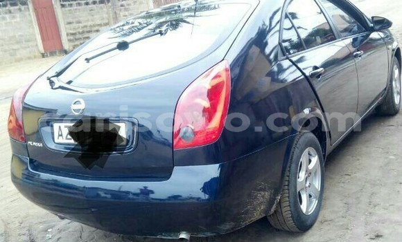 Acheter Occasion Voiture Nissan 350Z Bleu à Cotonou au Benin