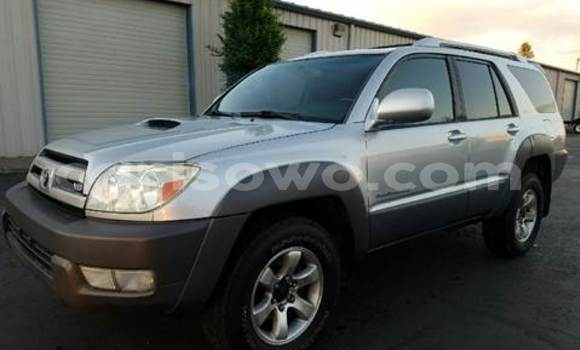 Acheter Occasion Voiture Toyota 4Runner Gris à Cotonou au Benin