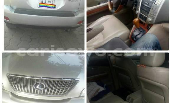 Acheter Occasion Voiture Lexus RX 350 Gris à Savalou au Benin
