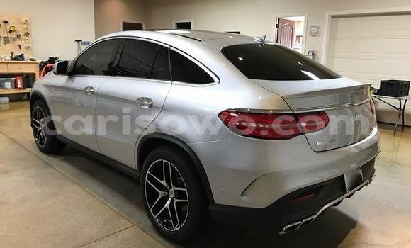Acheter Occasion Voiture Mercedes‒Benz GL-Class Gris à Savalou au Benin