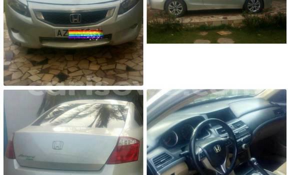 Acheter Occasion Voiture Honda Accord Gris à Cotonou au Benin