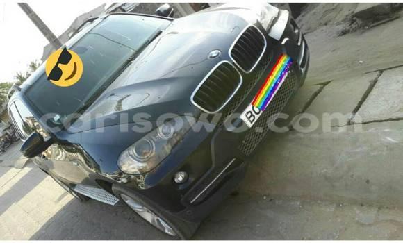 Acheter Occasion Voiture BMW X5 Noir à Cotonou au Benin