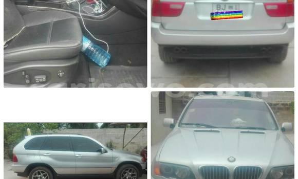 Acheter Occasion Voiture BMW X5 Gris à Cotonou au Benin