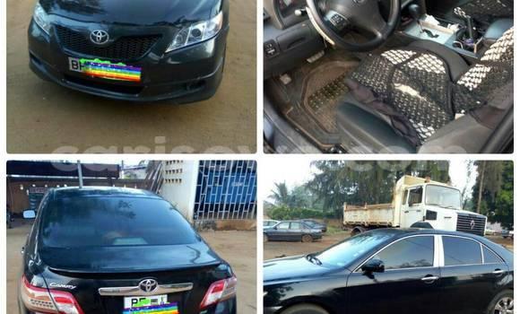Acheter Occasion Voiture Toyota Camry Noir à Cotonou au Benin