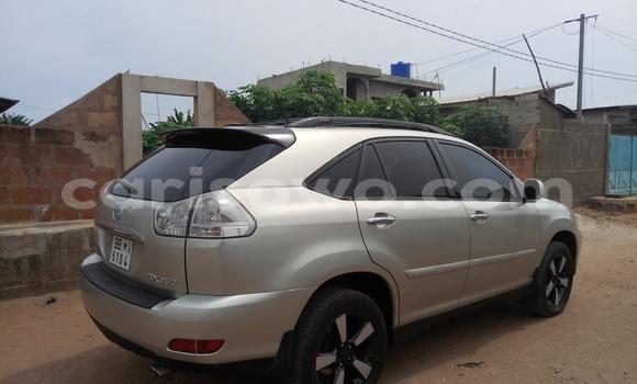 Acheter Occasion Voiture Lexus RX 330 Gris à Abomey Calavi au Benin