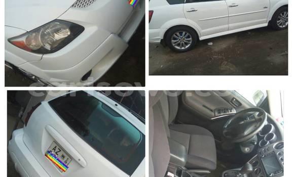 Acheter Occasion Voiture Pontiac Vibe Blanc à Cotonou au Benin