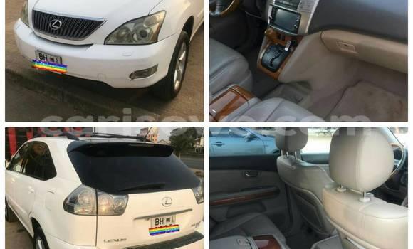 Acheter Occasion Voiture Lexus RX 330 Blanc à Cotonou au Benin