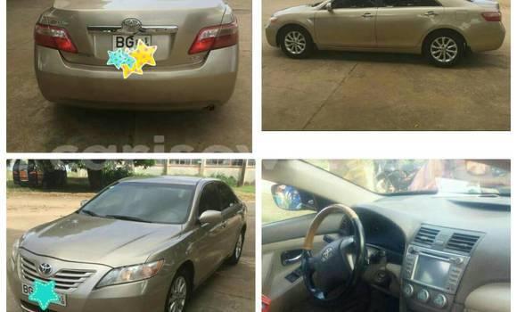 Acheter Occasion Voiture Toyota Camry Beige à Cotonou au Benin
