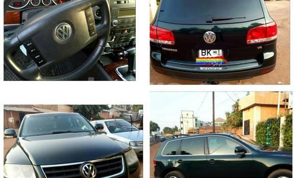 Ra Tuntun Volkswagen Touareg Black Ọkọ̀ in Cotonou ni Benin