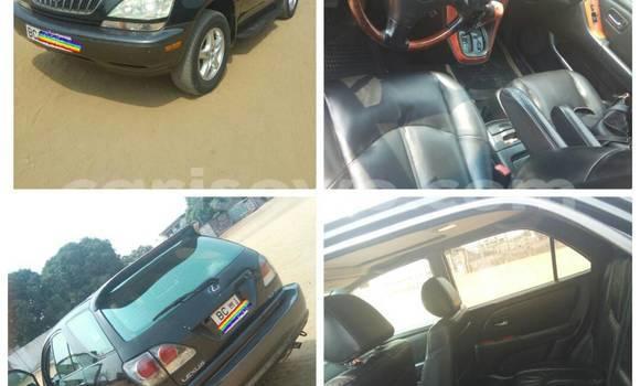 Acheter Neuf Voiture Lexus RX 300 Noir à Porto Novo au Benin