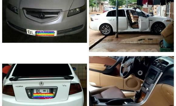 Acheter Neuf Voiture Acura TL Blanc à Cotonou au Benin