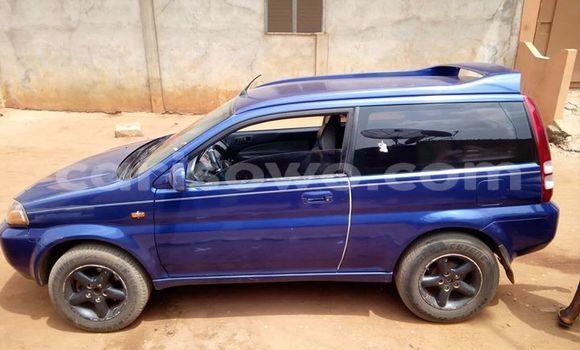 Acheter Occasion Voiture Honda HR–V Bleu à Cotonou, Benin