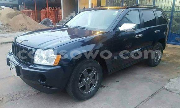 Acheter Occasion Voiture Jeep Grand Cherokee Noir à Cotonou au Benin