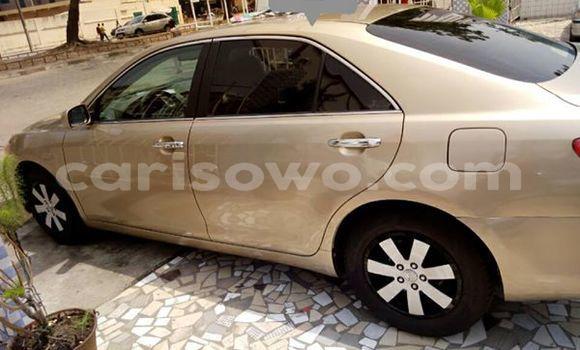Acheter Occasion Voiture Toyota Camry Autre à Cotonou au Benin