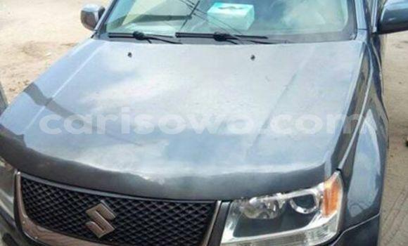 Acheter Occasion Voiture Suzuki Grand Vitara Gris à Cotonou au Benin