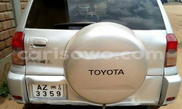 Acheter Occasion Voiture Toyota RAV4 Gris à Cotonou au Benin