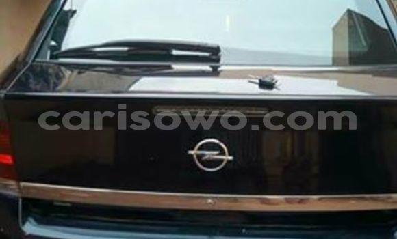 Acheter Occasion Voiture Opel Vectra Noir à Porto Novo au Benin
