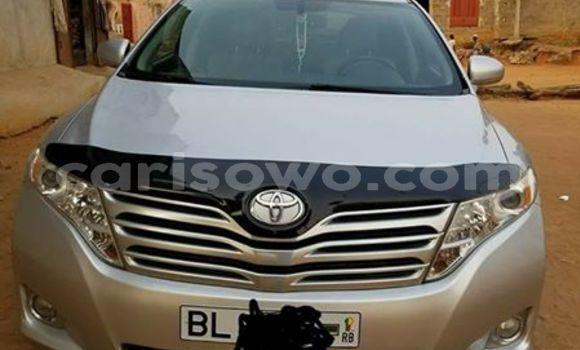 Acheter Occasion Voiture Toyota Venza Gris à Cotonou au Benin