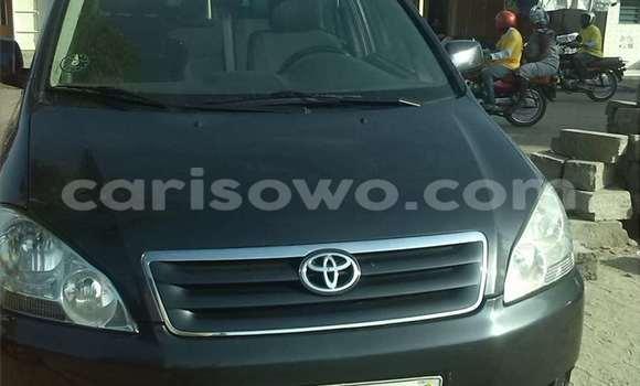 Acheter Occasions Voiture Toyota Avensis Noir à Cotonou au Benin