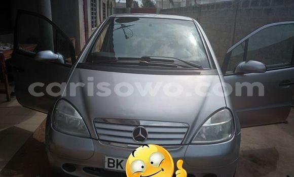 Acheter Occasion Voiture Mercedes‒Benz A-Class Gris à Cotonou au Benin