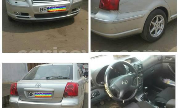 Acheter Occasion Voiture Toyota Avensis Gris à Cotonou au Benin