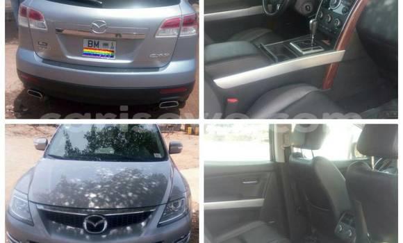 Acheter Occasion Voiture Mazda CX-9 Gris à Cotonou au Benin
