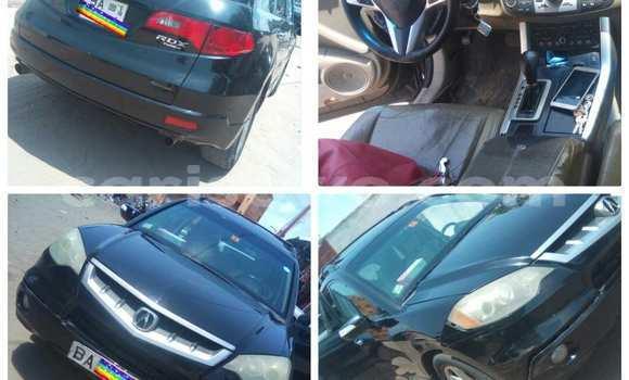 Acheter Occasion Voiture Acura RDX Noir à Cotonou au Benin