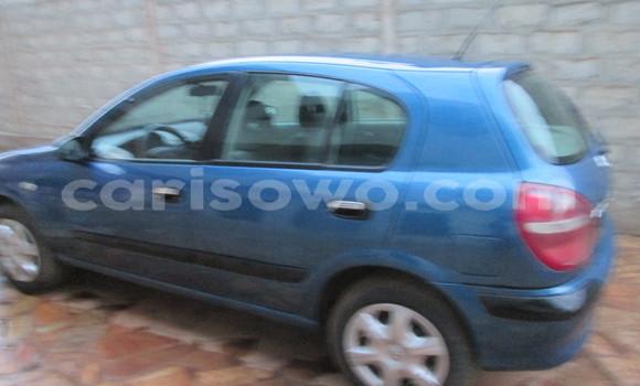 Acheter Occasion Voiture Nissan Almera Bleu à Cotonou au Benin