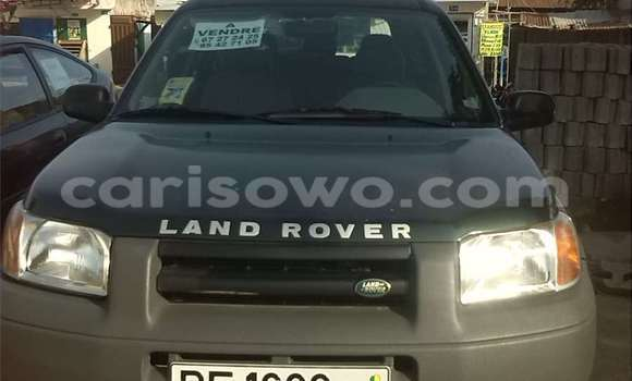 Acheter Occasion Voiture Land Rover Freelander Vert à Cotonou au Benin
