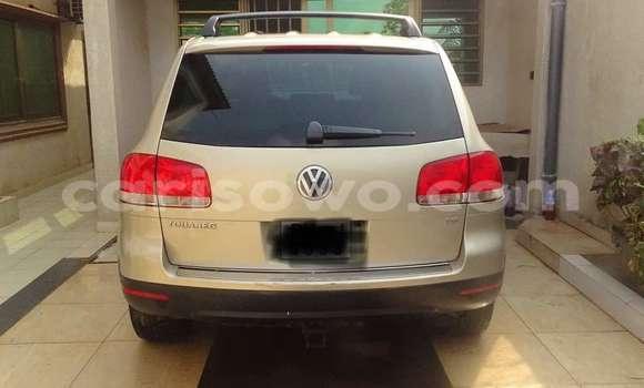 Acheter Occasion Voiture Volkswagen Touareg Beige à Cotonou au Benin