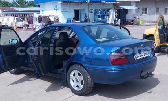 Acheter Occasion Voiture Honda Accord Bleu à Cotonou au Benin