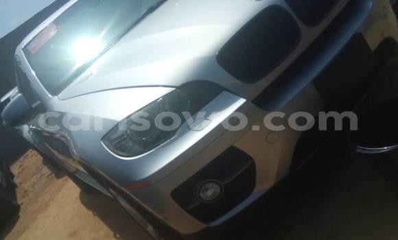 Acheter Occasion Voiture BMW X6 Gris à Cotonou au Benin