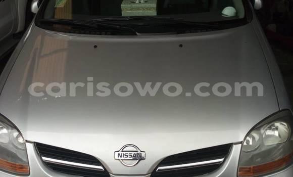 Acheter Occasion Voiture Nissan Tino Gris à Cotonou au Benin