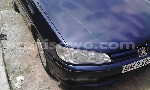 Acheter Occasion Voiture Peugeot 406 Bleu à Cotonou au Benin