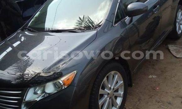 Acheter Occasions Voiture Toyota Venza Gris à Cotonou, Benin