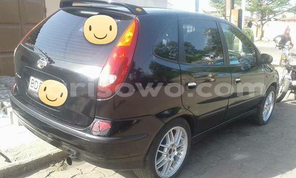 Acheter Occasion Voiture Nissan Almera Noir à Cotonou au Benin