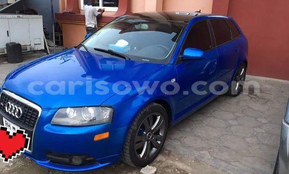 Acheter Occasion Voiture Audi A3 Bleu à Cotonou, Benin
