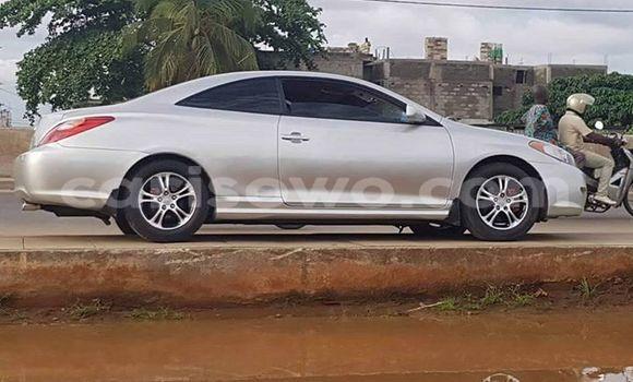 Acheter Occasion Voiture Toyota Solara Gris à Cotonou au Benin