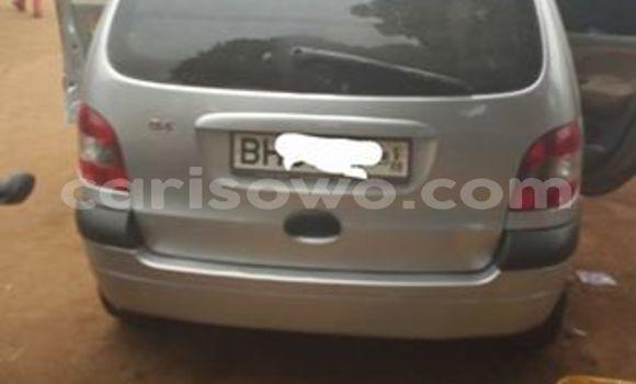Acheter Occasion Voiture Renault Scenic Gris à Porto Novo au Benin