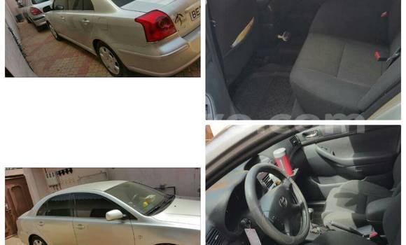 Acheter Occasion Voiture Toyota Avensis Beige à Cotonou au Benin