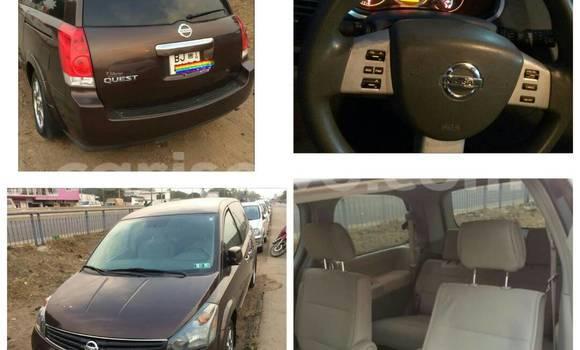 Acheter Occasion Voiture Nissan Quest Noir à Cotonou au Benin