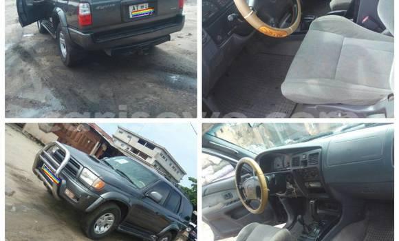 Acheter Occasion Voiture Toyota 4Runner Gris à Cotonou au Benin