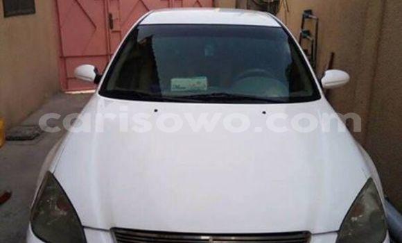 Acheter Occasions Voiture Nissan Altima Blanc à Cotonou au Benin