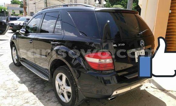 Acheter Occasions Voiture Mercedes‒Benz ML-Class Noir à Cotonou au Benin