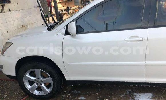 Acheter Occasions Voiture Lexus RX 350 Blanc à Cotonou au Benin